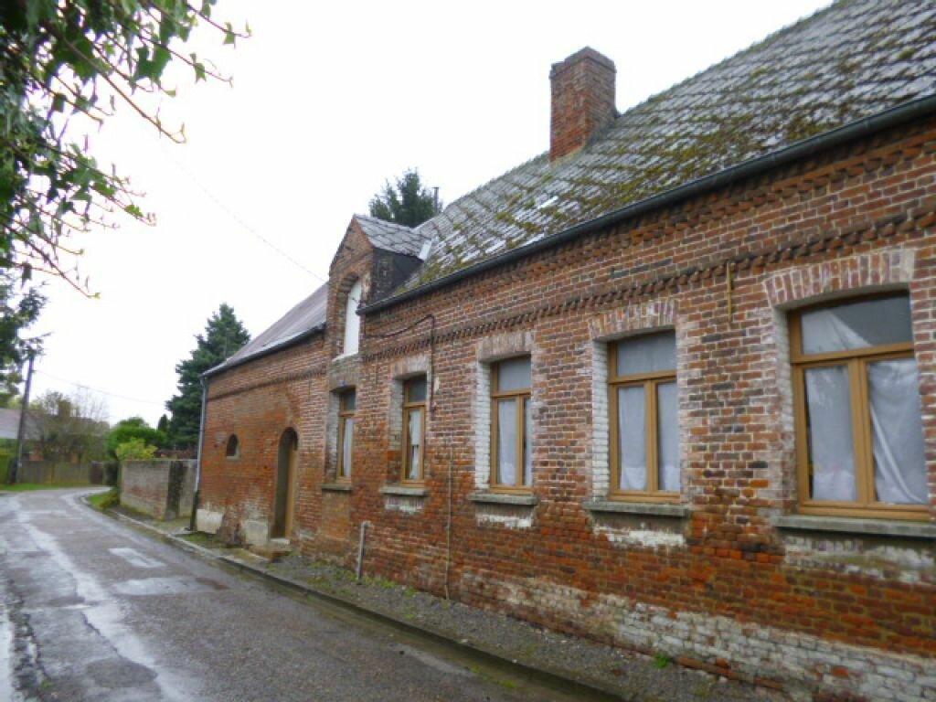 Achat Maison 3 pièces à La Ferté-Chevresis - vignette-1