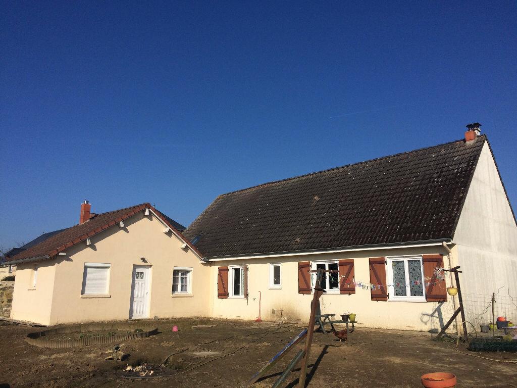 Achat Maison 7 pièces à Merlieux-et-Fouquerolles - vignette-1