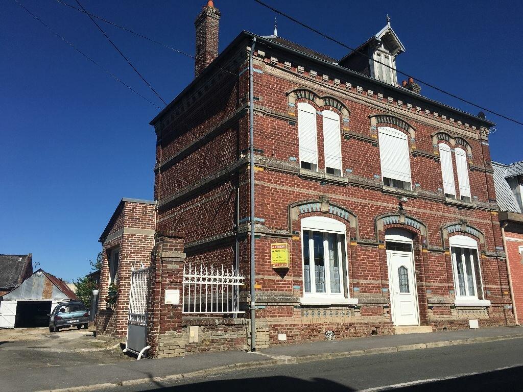 Achat Maison 5 pièces à La Ferté-Chevresis - vignette-1