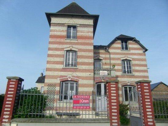 Achat Maison 10 pièces à Saint-Erme-Outre-et-Ramecourt - vignette-1