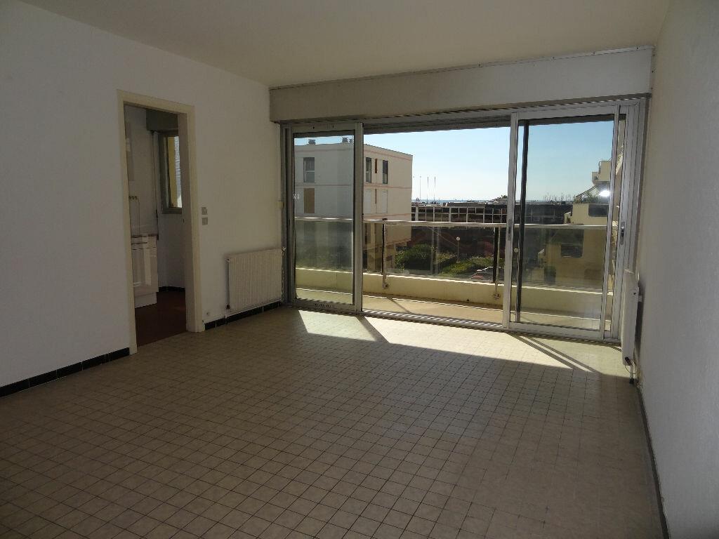 Location Appartement 2 pièces à La Grande-Motte - vignette-1
