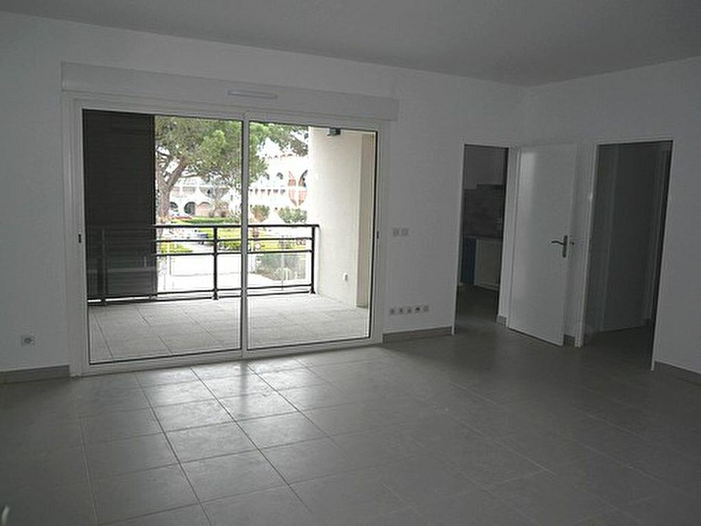 Location Appartement 3 pièces à La Grande-Motte - vignette-1
