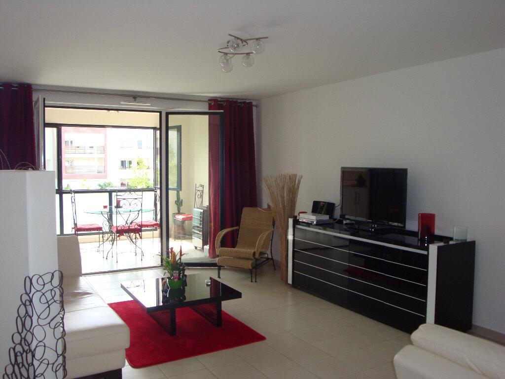 Location Appartement 3 pièces à Montévrain - vignette-1