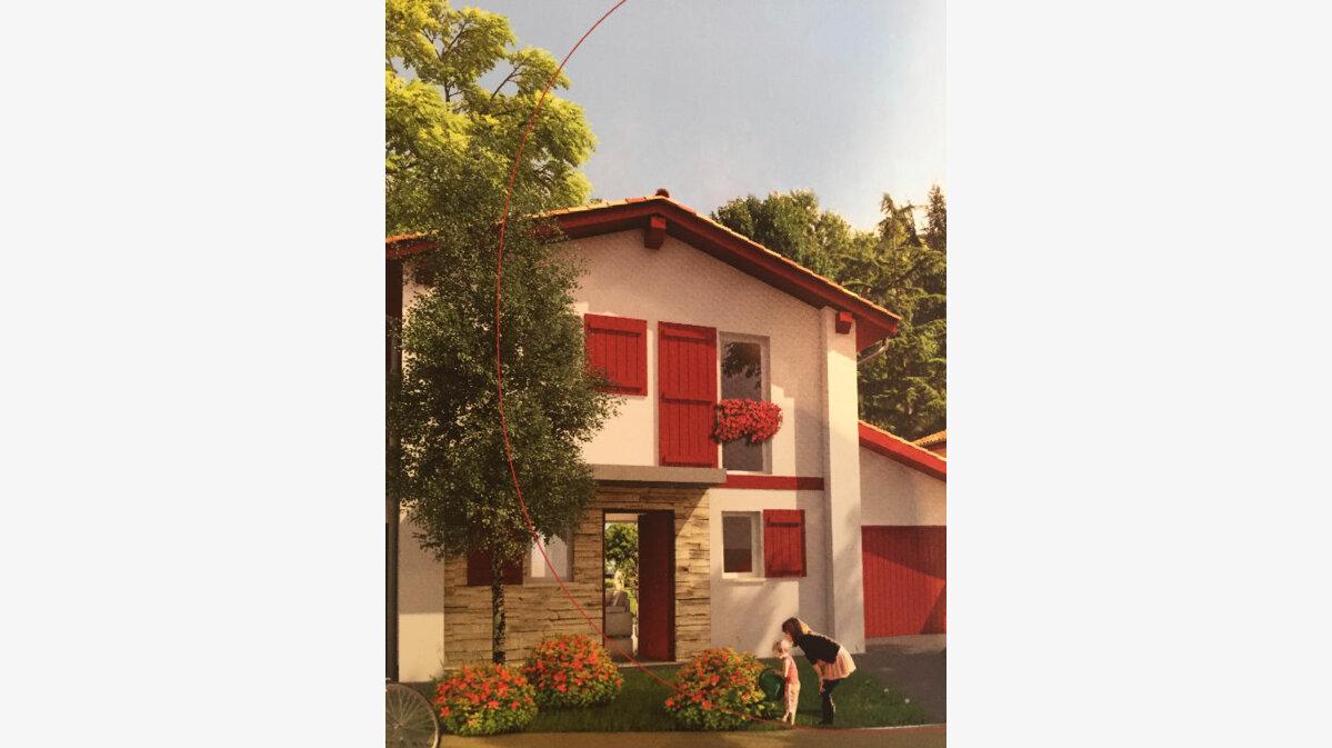 Achat Maison 4 pièces à Villefranque - vignette-1