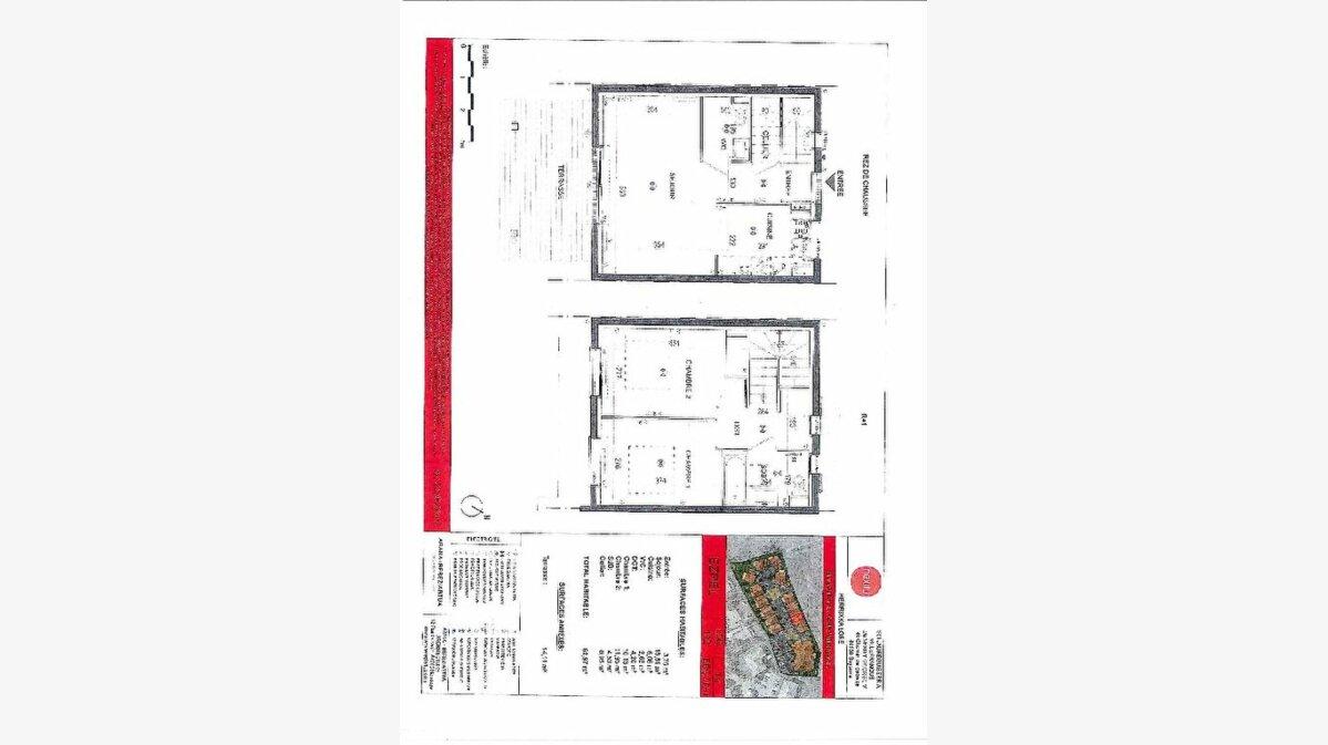 Achat Maison 3 pièces à Villefranque - vignette-1