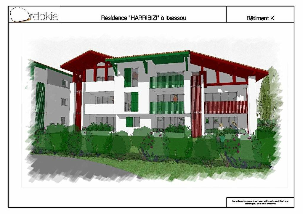 Achat Appartement 3 pièces à Itxassou - vignette-1