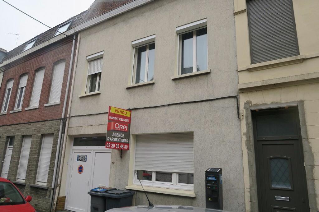 Achat Maison 6 pièces à Armentières - vignette-1