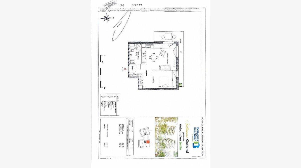 Achat Appartement 2 pièces à Lyon 7 - vignette-1