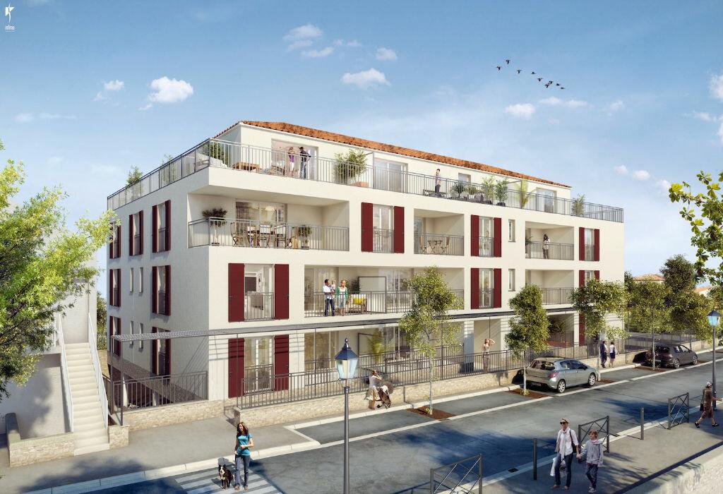 Achat Appartement 4 pièces à Grans - vignette-1