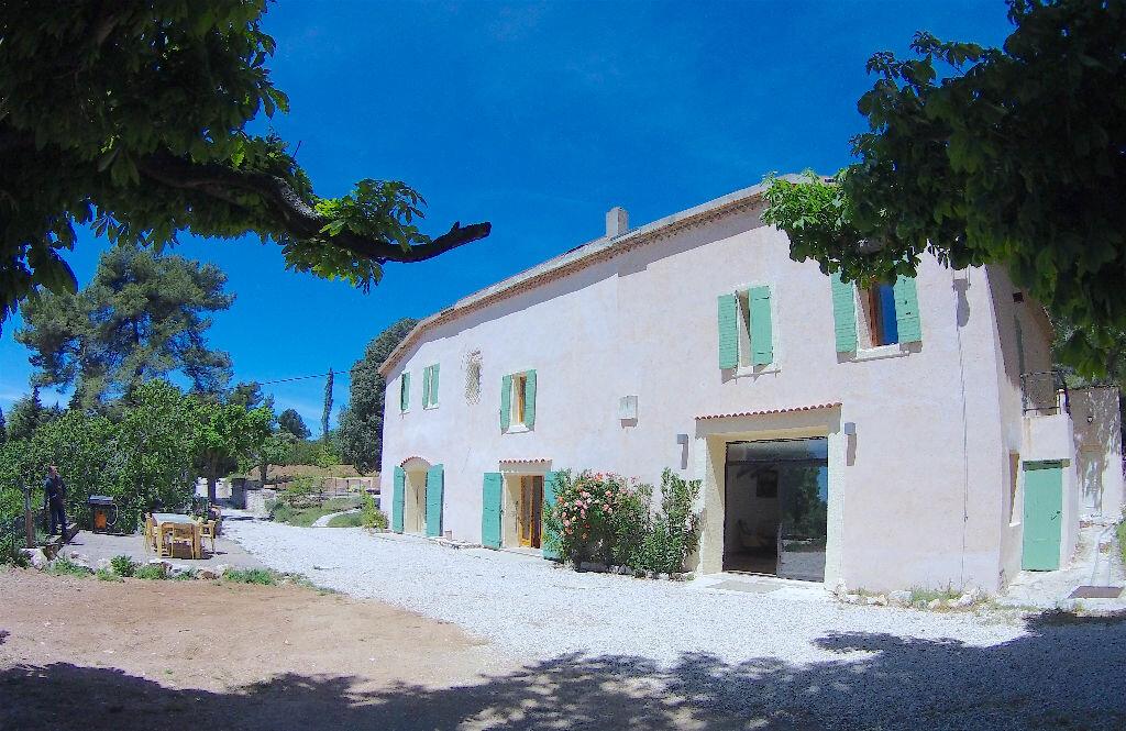 Achat Maison 11 pièces à Aix-en-Provence - vignette-1