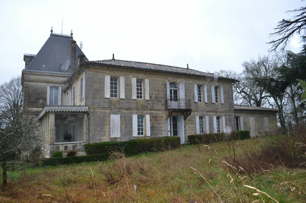 Achat Maison 15 pièces à Cadarsac - vignette-1