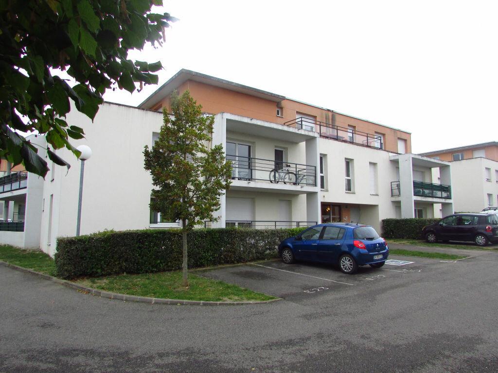 Location Appartement 2 pièces à Essey-lès-Nancy - vignette-1