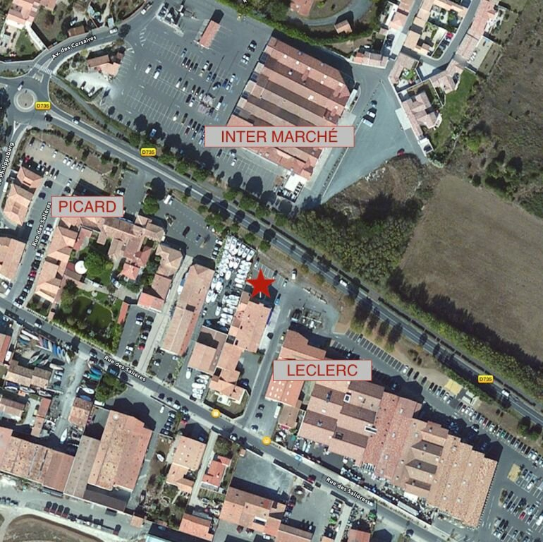 Achat Local commercial  à Saint-Martin-de-Ré - vignette-1