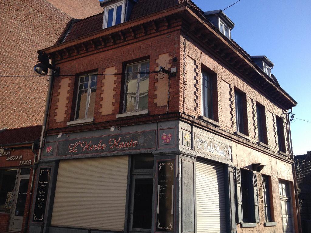 Achat Immeuble  à Béthune - vignette-1