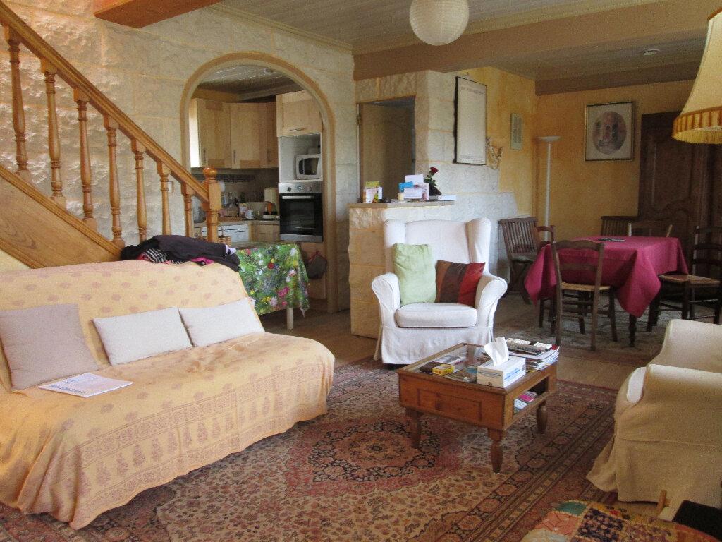 Achat Maison 4 pièces à Saint-Maurice-de-Satonnay - vignette-1