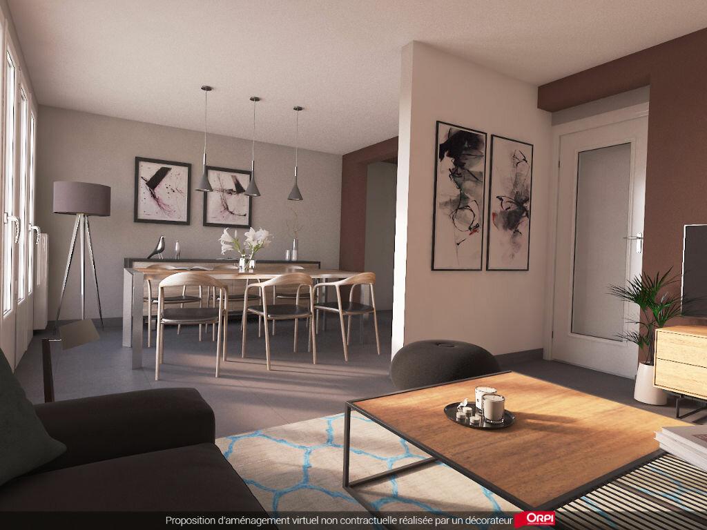Achat Appartement 4 pièces à Charnay-lès-Mâcon - vignette-1