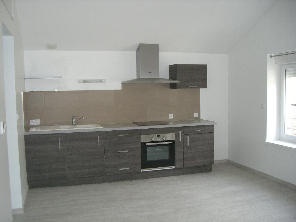 Location Appartement 2 pièces à Vonnas - vignette-1