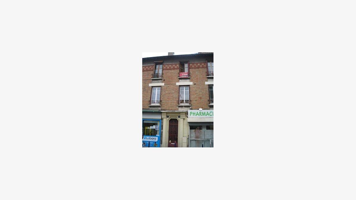 Location Appartement 2 pièces à Drancy - vignette-1