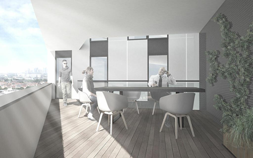 Achat Appartement 3 pièces à Romainville - vignette-3