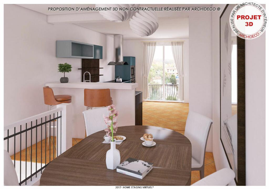 Achat Appartement 3 pièces à Marseille 11 - vignette-1