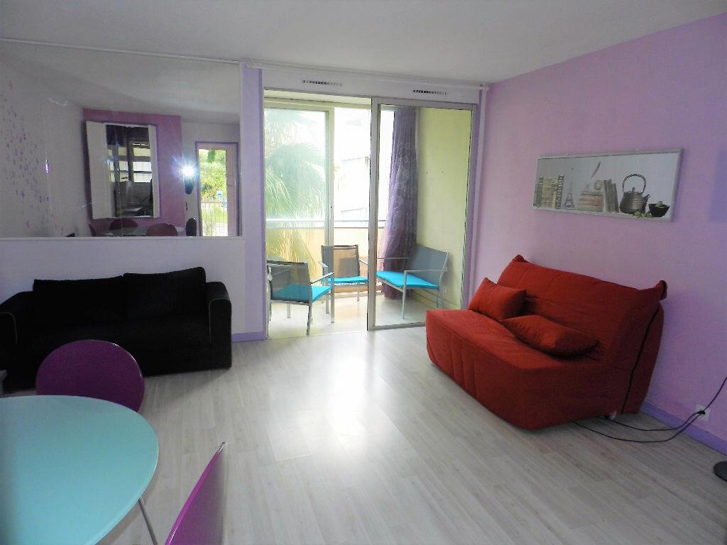 Achat Appartement 1 pièce à Saint-Laurent-du-Var - vignette-2