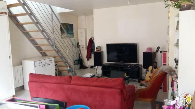 Achat Appartement 2 pièces à Saint-Didier-sous-Riverie - vignette-1