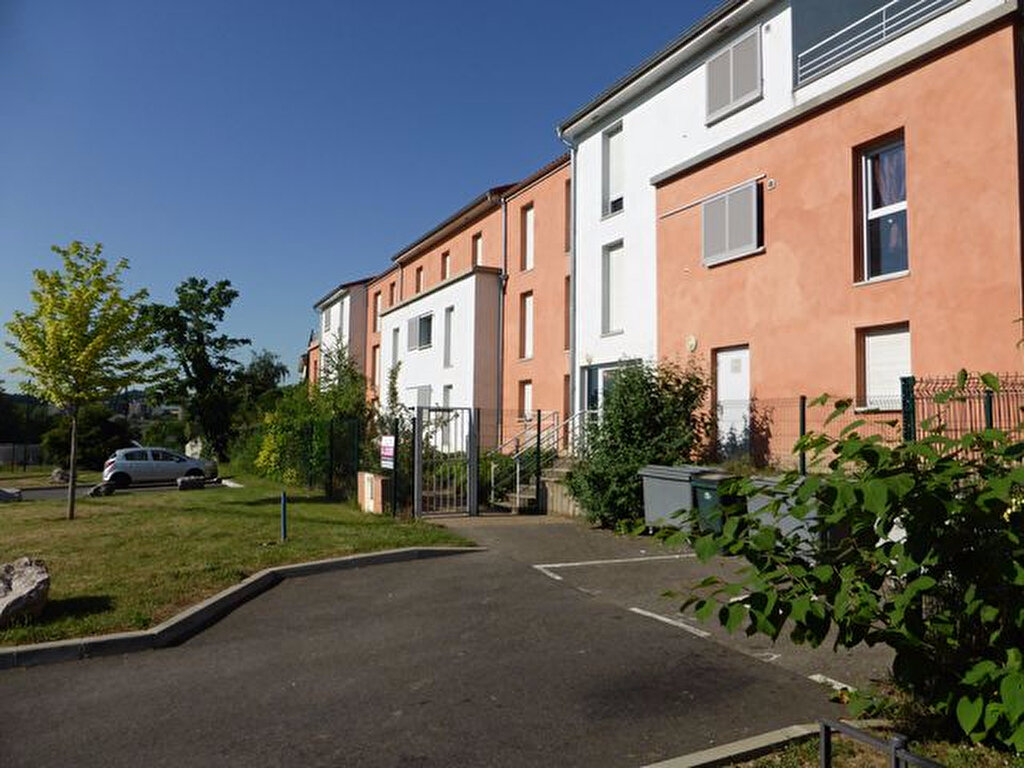 Location Appartement 1 pièce à Saint-Genis-Laval - vignette-1