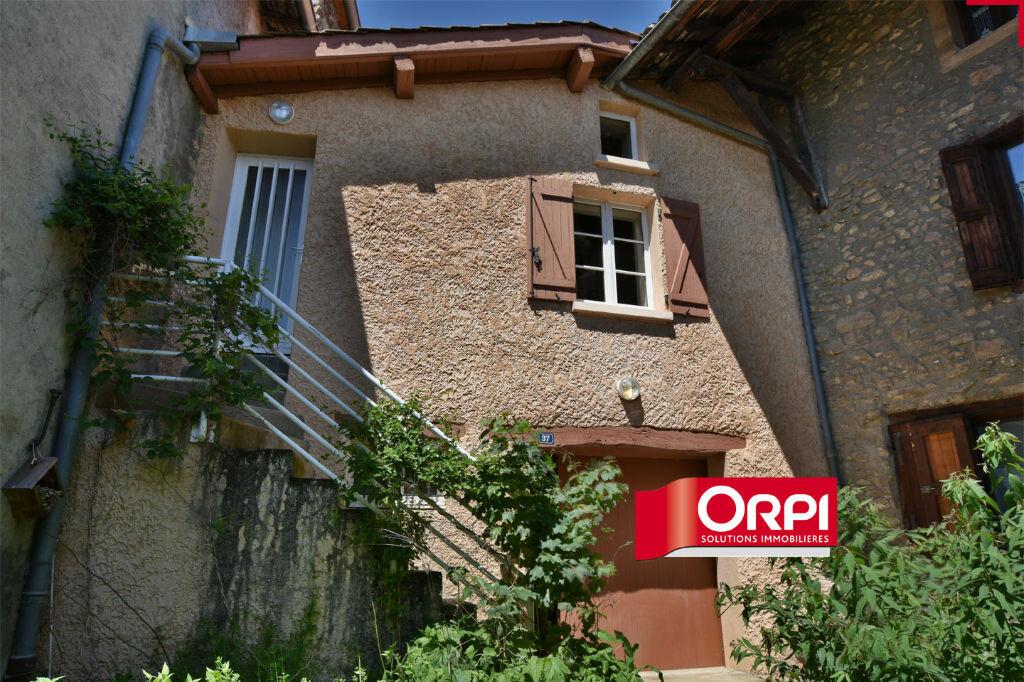 Achat Maison 3 pièces à Saint-Didier-sous-Riverie - vignette-1