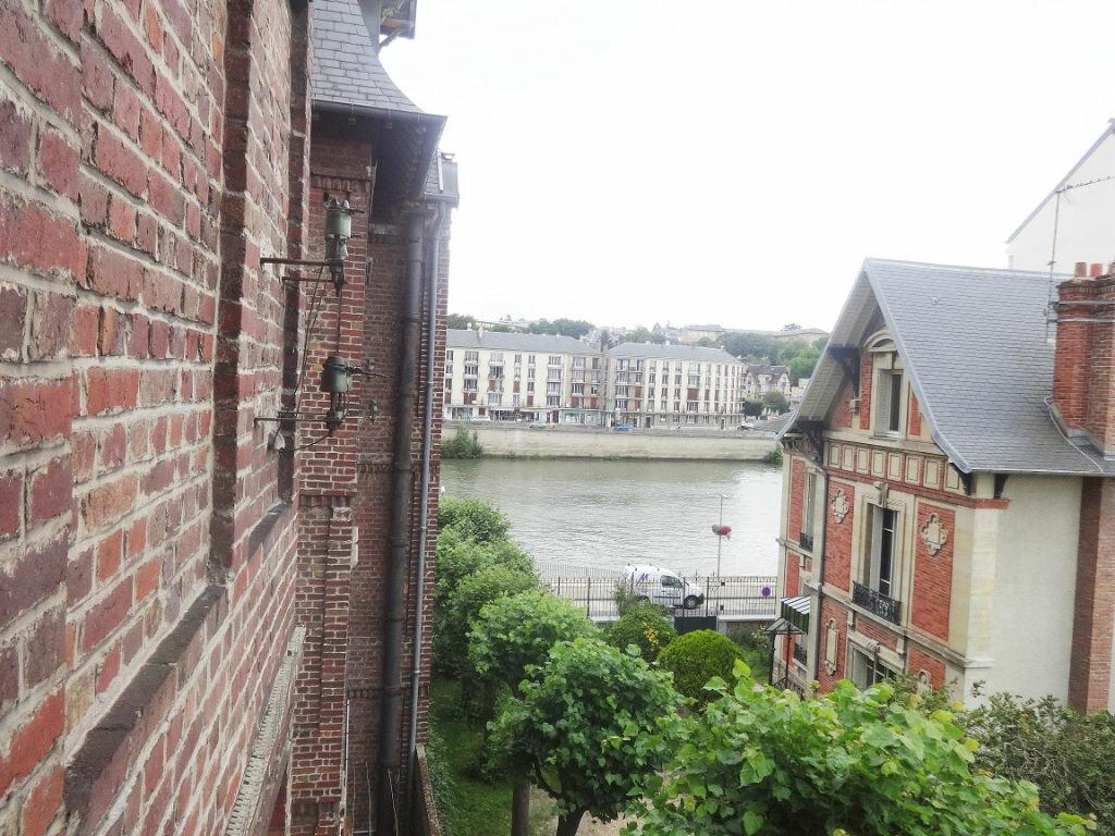 Achat Appartement 2 pièces à Saint-Ouen-l'Aumône - vignette-3