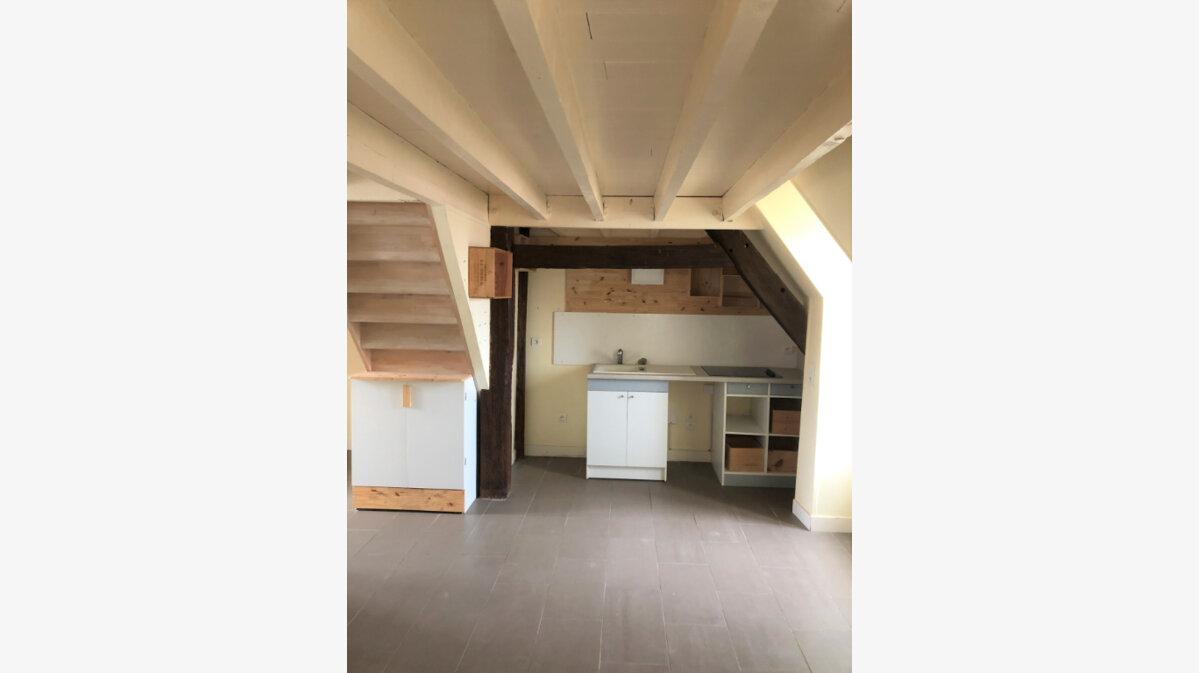 Location Appartement 1 pièce à Ecquevilly - vignette-1