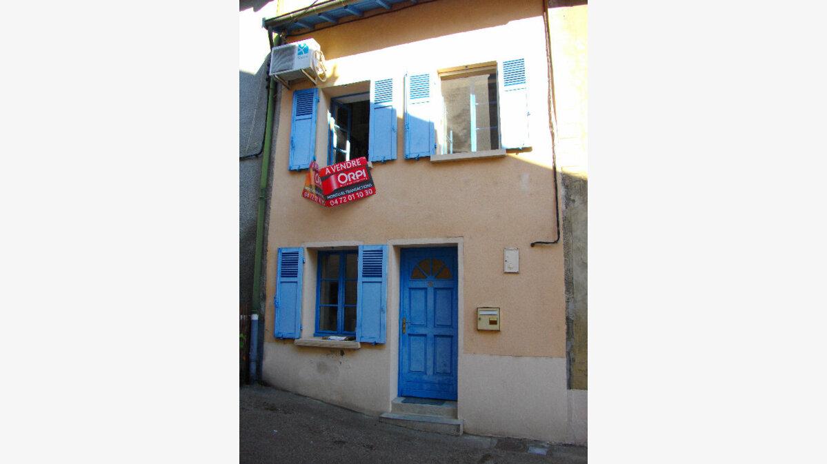 Achat Maison 2 pièces à Montluel - vignette-1