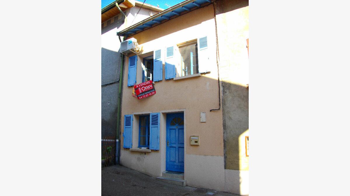 Achat Maison 2 pièces à Montluel - vignette-12