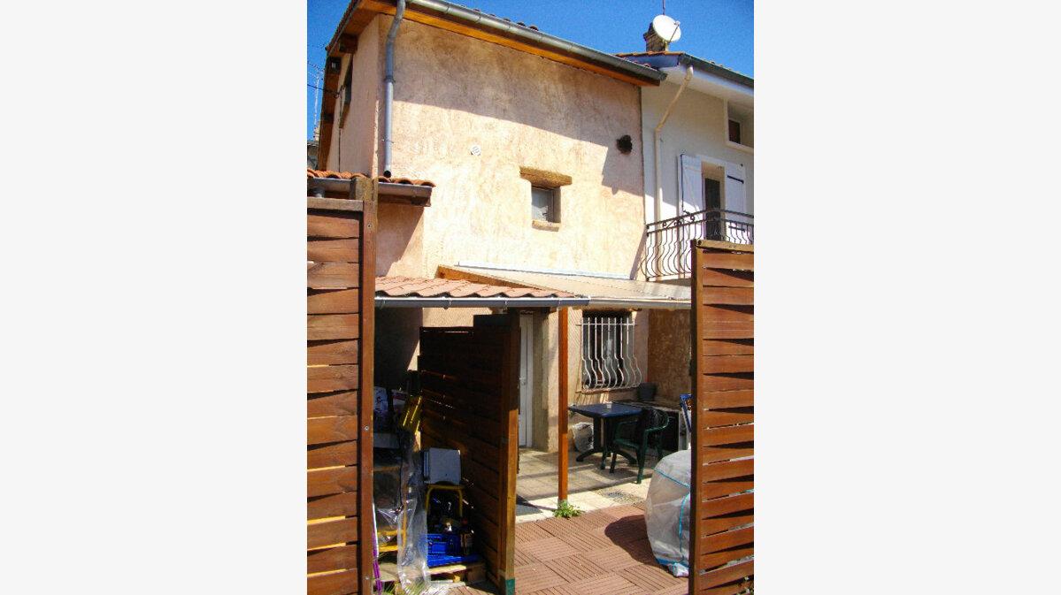 Achat Maison 4 pièces à Montluel - vignette-2