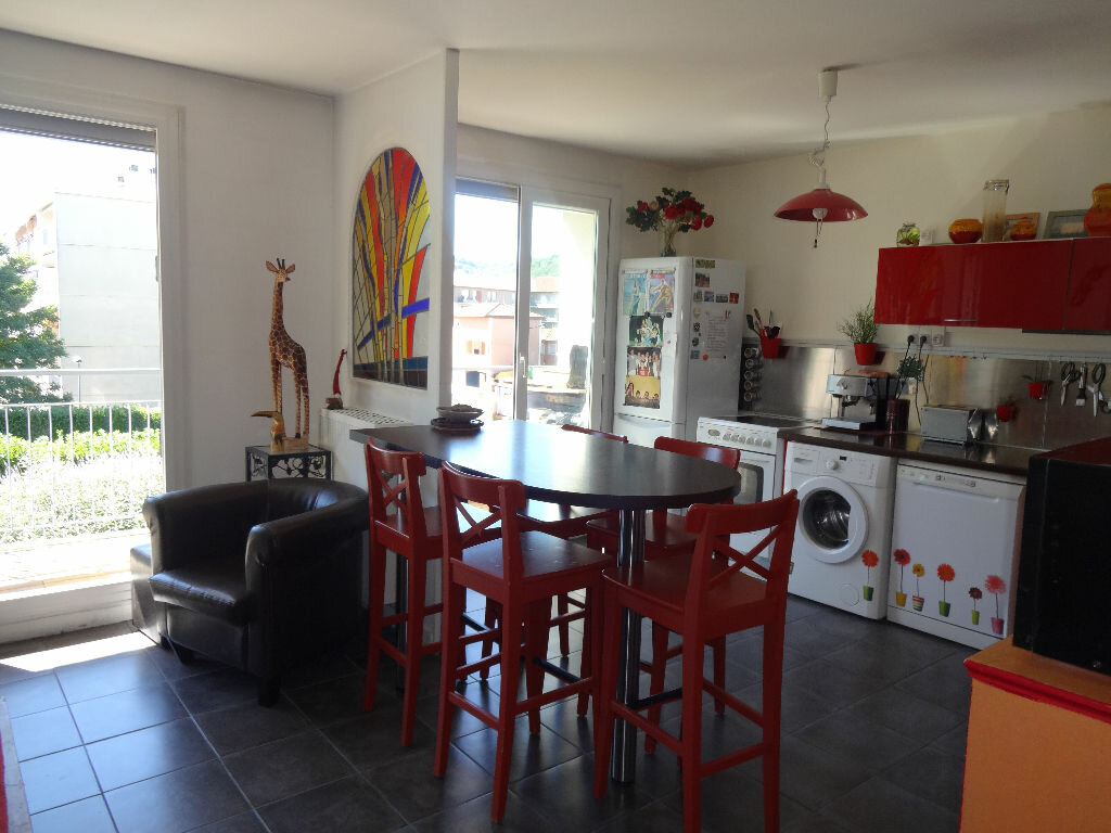 Achat Appartement 4 pièces à Montluel - vignette-1