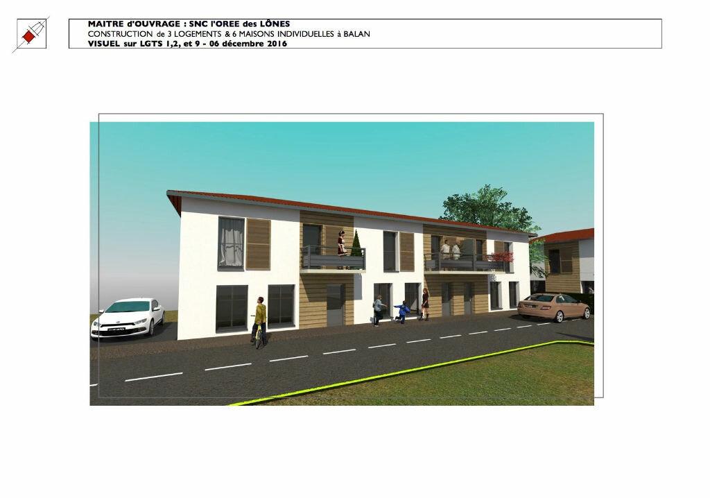 Achat Appartement 3 pièces à Balan - vignette-1