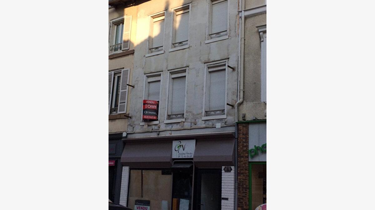 Achat Appartement 5 pièces à Troyes - vignette-1