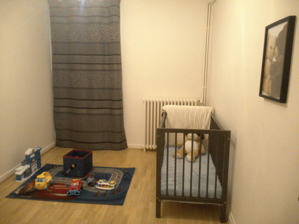 Achat Appartement 3 pièces à Troyes - vignette-5