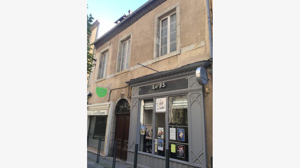 Achat Immeuble  à Carcassonne - vignette-1