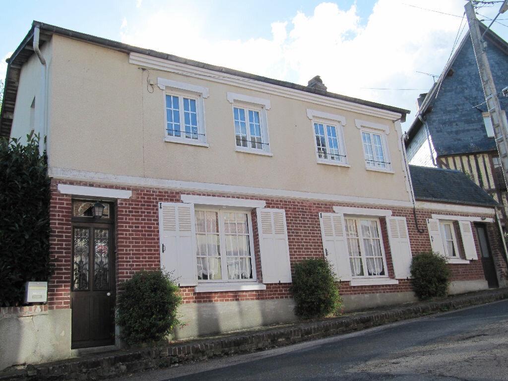 Achat Maison 5 pièces à Saint-Pierre-de-Mailloc - vignette-1