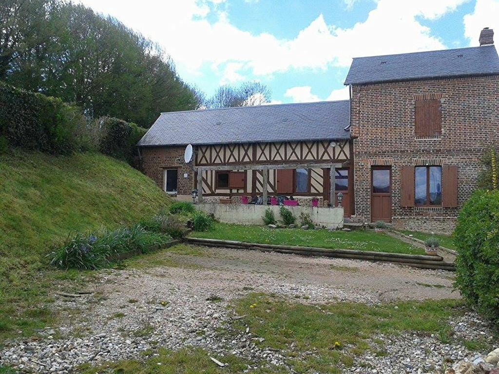 Achat Maison 4 pièces à Saint-Martin-de-Bienfaite-la-Cressonnière - vignette-1