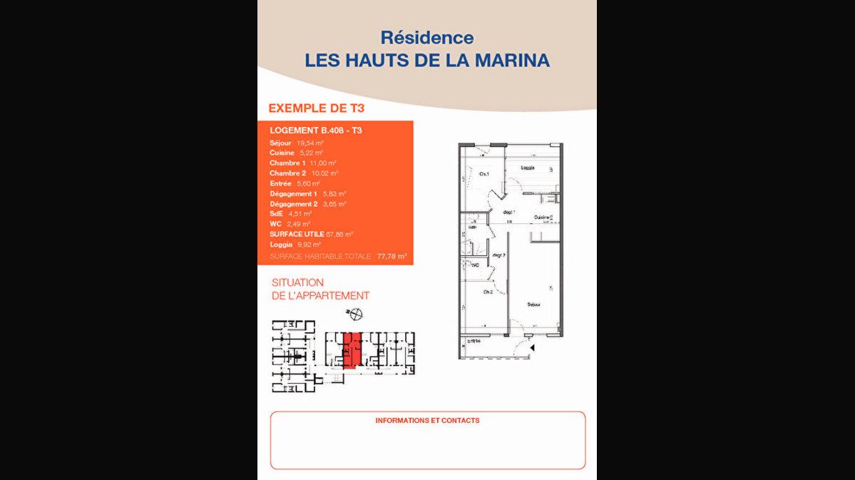 Achat Appartement 3 pièces à Fort-de-France - vignette-2