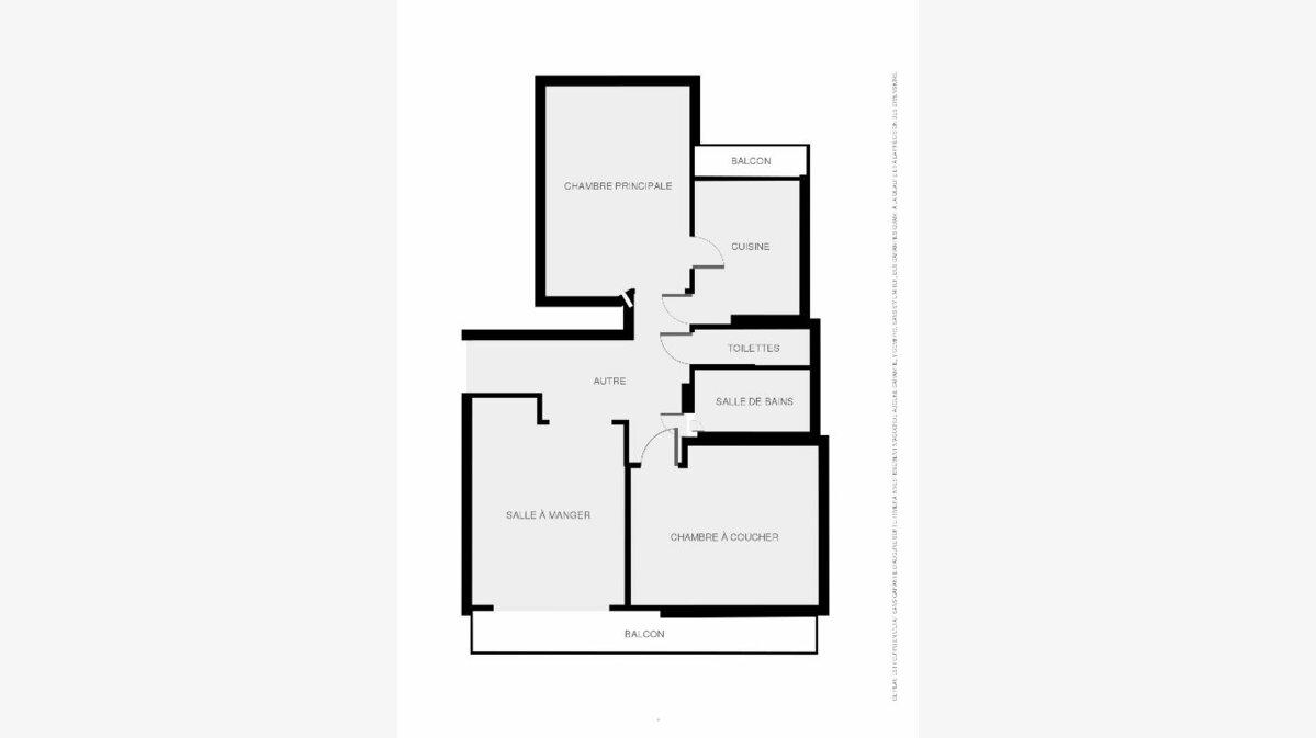 Location Appartement 3 pièces à Nice - vignette-10