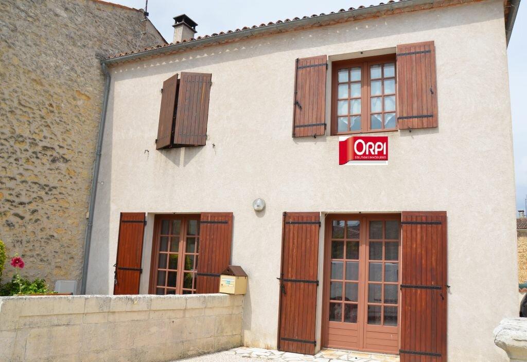 Achat Maison 4 pièces à Saint-André-de-Lidon - vignette-1