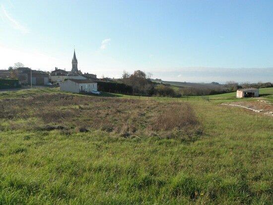 Achat Terrain  à Chenac-Saint-Seurin-d'Uzet - vignette-1