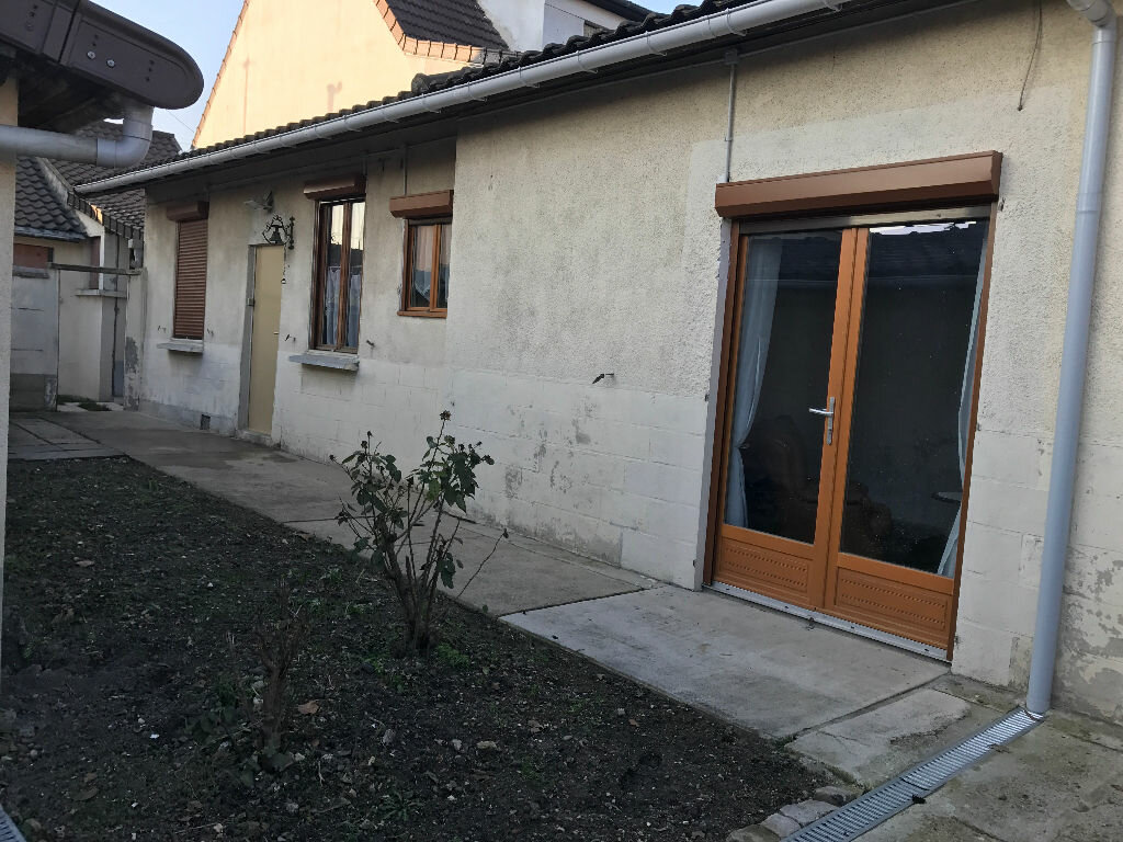 Maison le blanc mesnil 41 m t 2 vendre 169 000 orpi for Garage lecomte blanc mesnil
