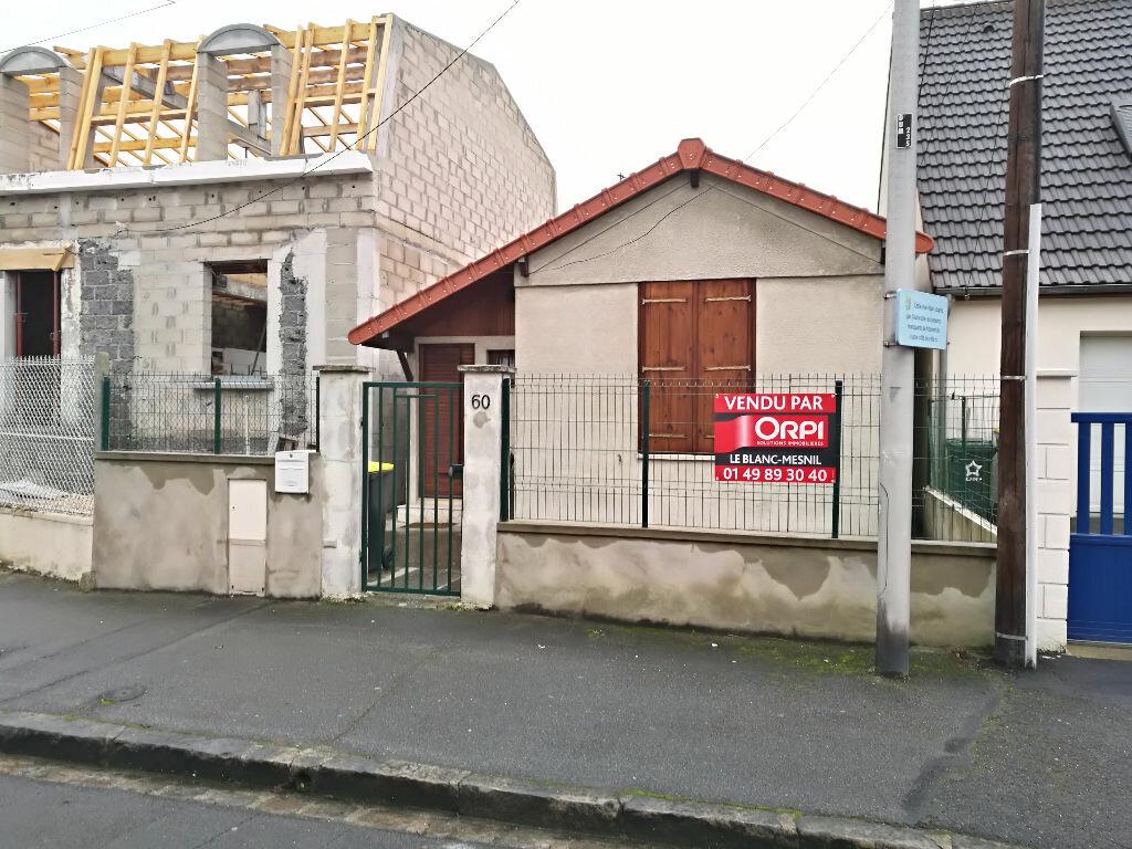 Achat Maison 2 pièces à Le Blanc-Mesnil - vignette-1