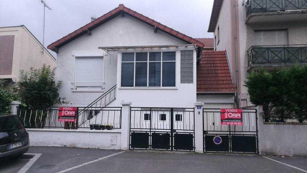 Achat Maison 3 pièces à Le Blanc-Mesnil - vignette-1