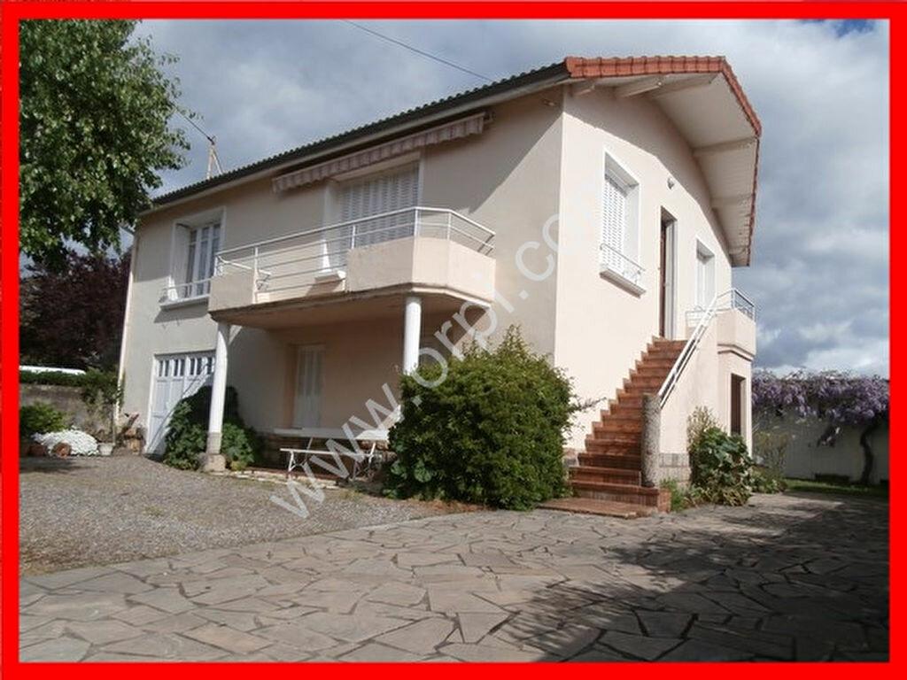 Maison issoire 90 m t 4 vendre 189 000 orpi for Agence immobiliere issoire