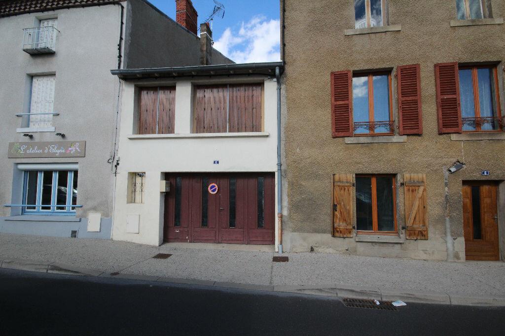 Achat Maison 3 pièces à Issoire - vignette-1