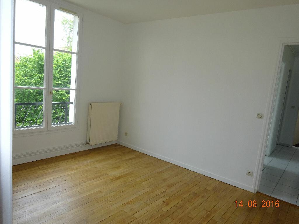 Location Appartement 2 pièces à Vaires-sur-Marne - vignette-1